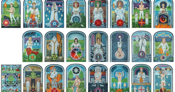 Carl Jungs Tarot Alchemy And Archetypes Aleph