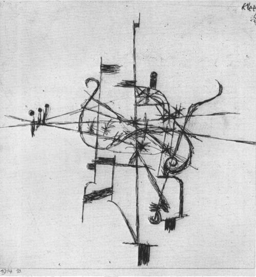 MuseoInterna Paul Klee 1914