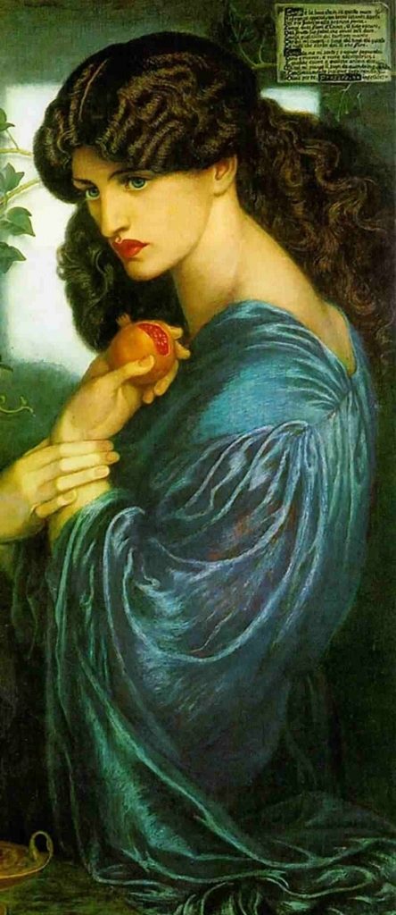 Portrait_of_Elizabeth_Siddal_Oil_Painting_Reproduction