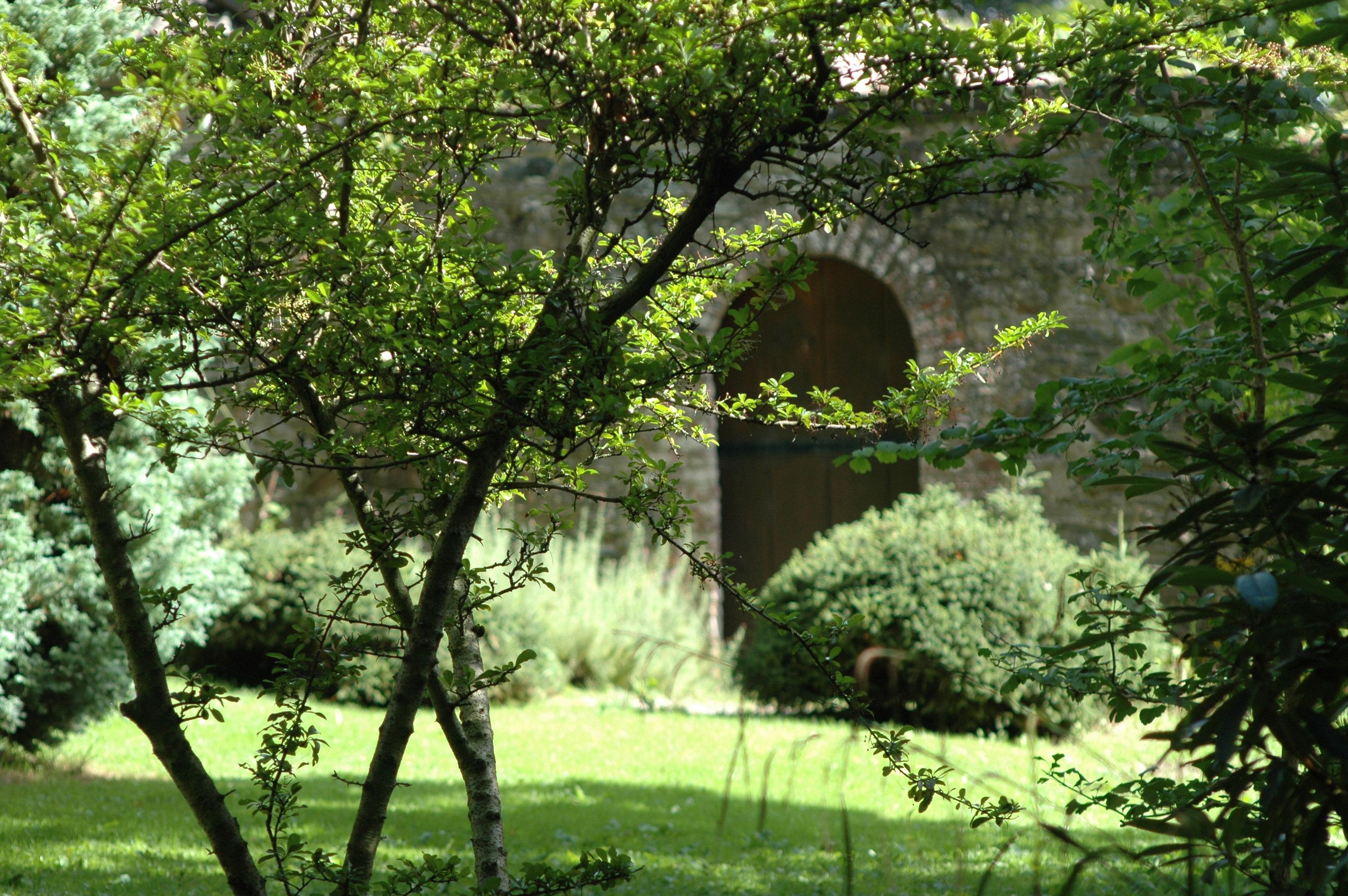 The Discreet Charm Of Secret Gardens Aleph