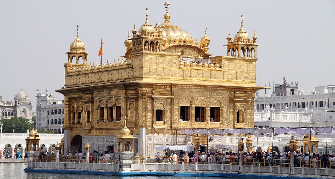 the inspiration and vision of the golden temple of amritsar aleph the inspiration and vision of the golden temple of amritsar
