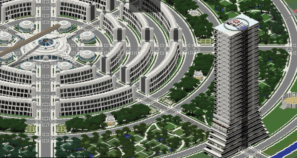 minecraft_the_venus_project_by_brannflakes101-d7usp6n