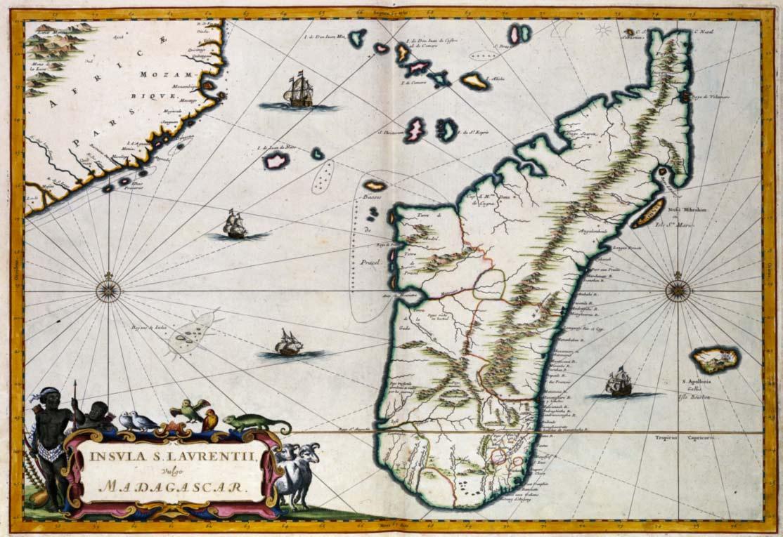Libertatia The Utopian Pirate Island Aleph