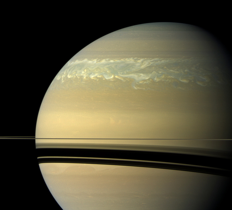 weather on planet saturn - photo #35