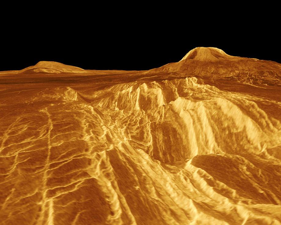 Venus sulfúrico