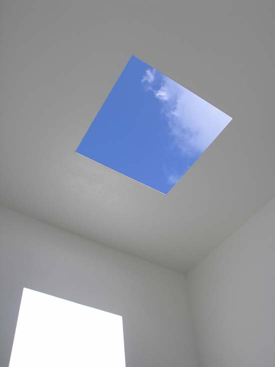 James Turrell Skyspace, Yorks Sculpture Park
