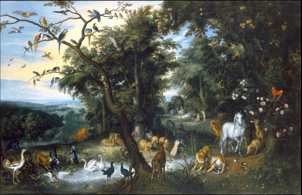 Izaak_van_Oosten_-_The_Garden_of_Eden