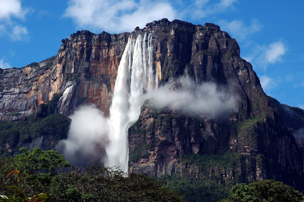 Amazing-Angel-Falls