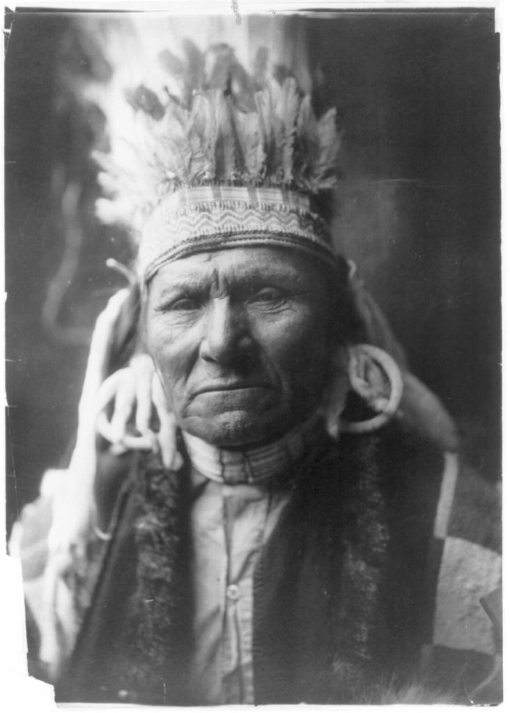 2 Yellow Bull--Nez Percé c1905