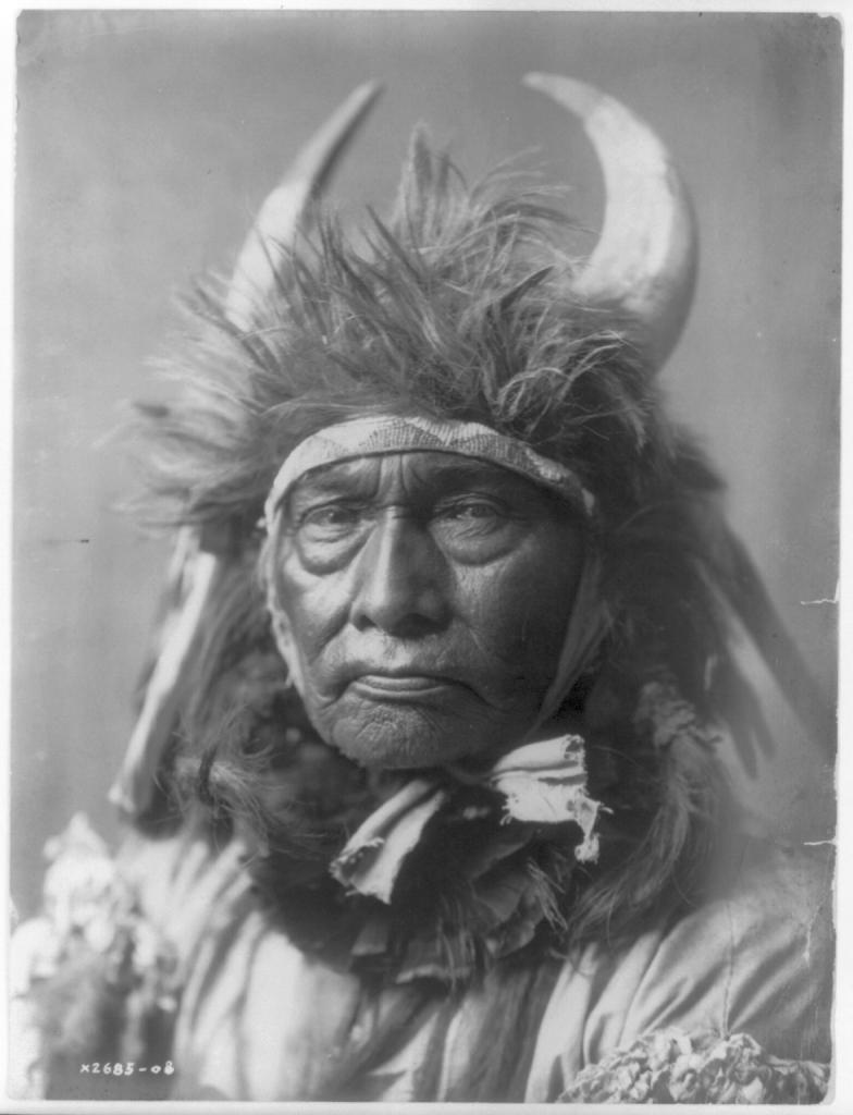Bull Chief--Apsaroke 1908