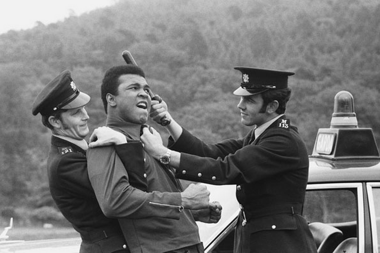 Muhammad Ali vs. the W...