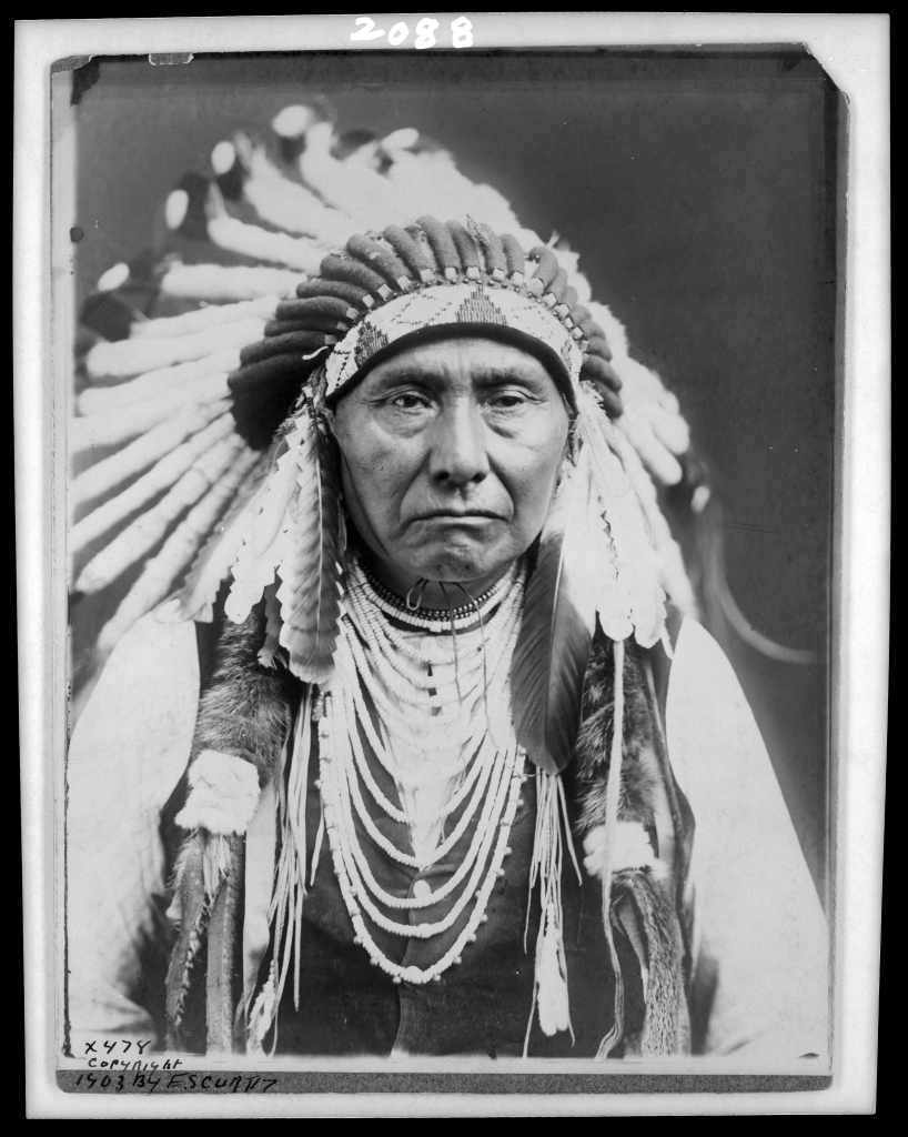 Joseph--Nez Percé 1903