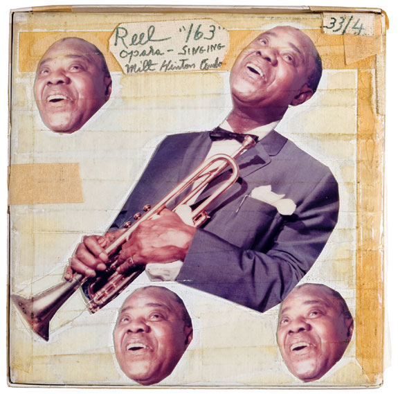 an analysis of the music of louis armstrong a famous musician When the saints go marching in – origins of jazz musician louis armstrong released in the 1930s, helped the song soar in prominence within the pop music world.