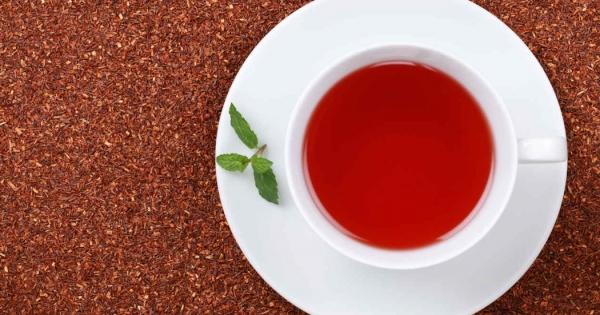 Té rojo, la mejor bebida antioxidante de la tierra